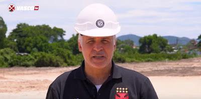 Carlos Leão fala sobre Centro de Treinamento da base em Duque de Caxias