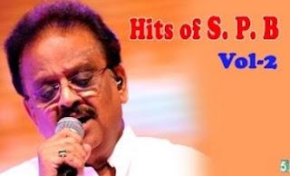 Voice Of SPB Hits   Audio Jukebox Songs   Vol2