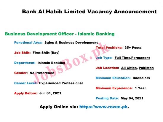 Bank-al-habib-jobs-may-2021-apply-online-via-rozee.pk