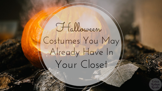 Literary Halloween Costumes That You May Already Have In Your Closet