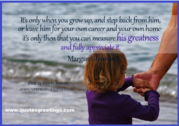 Fathers Day quotes and greetings