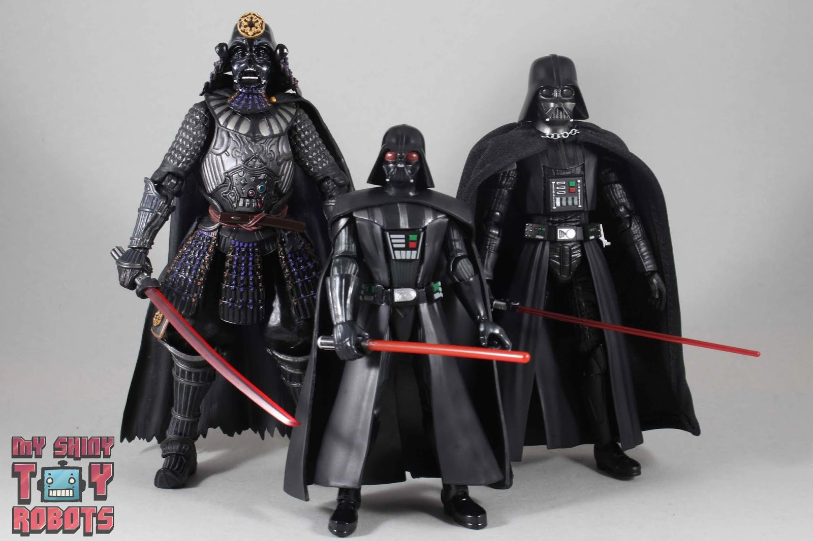 Is the Force with YOU! Star Wars Galaxy of Adventures Action Figures