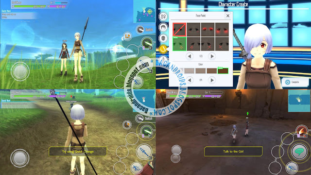 Sword Art online integral factor english apk