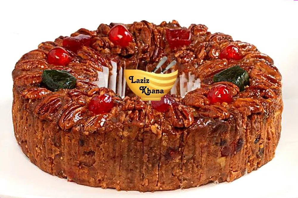 Christmas Cake Recipe in Hindi