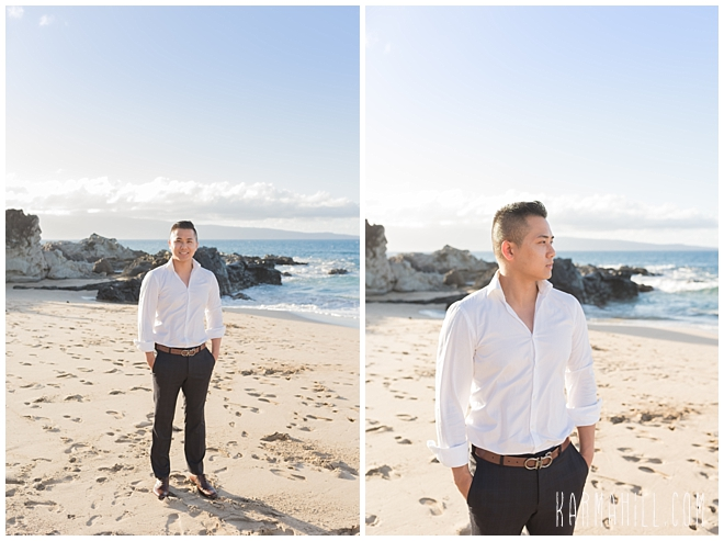 Maui Wedding Portrait Photographer