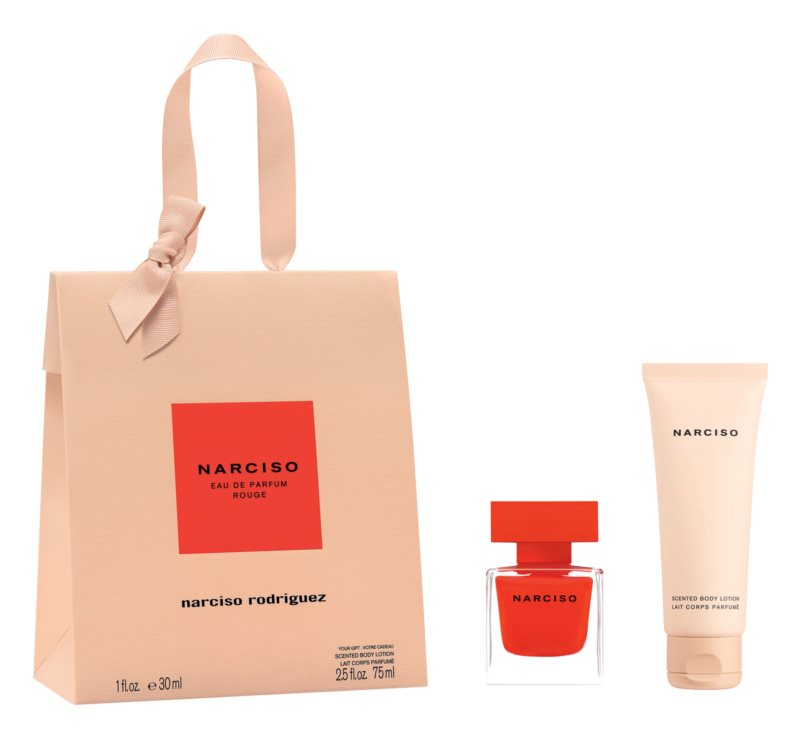 Pack Narciso Rodriguez