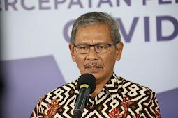 Achmad Yurianto Ungkap Kasus Positif COVID-19 di Indonesia Bertambah 686 Orang
