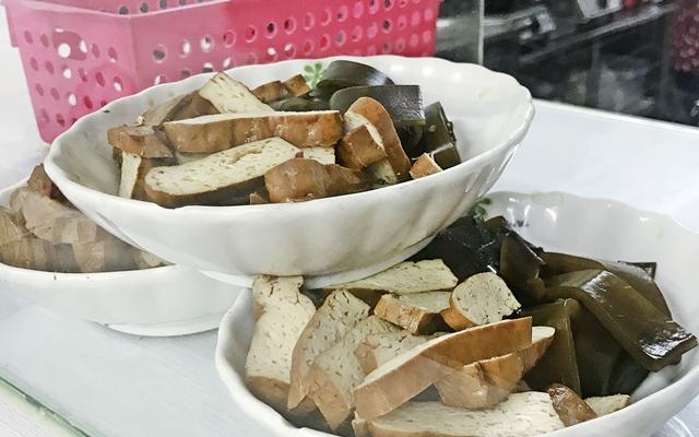 珍佳素食~宜蘭頭城老街素食