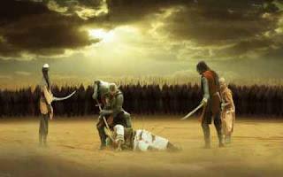 Pengkhianatan Syiah Terhadap Husain RA