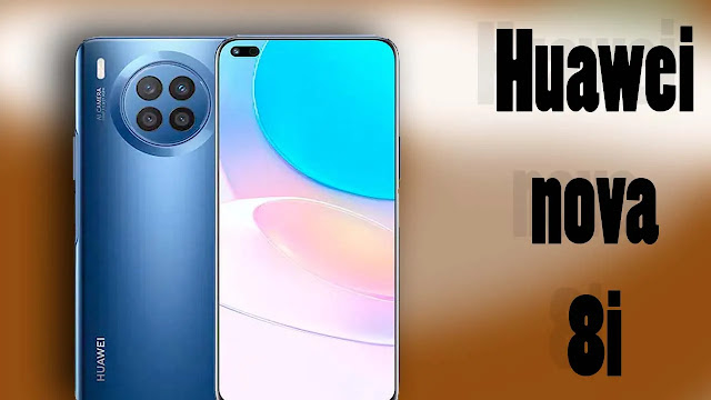 سعر ومواصفات Huawei nova 8i بتصميم قوي