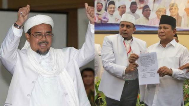 Prabowo Jamin Kepulangan HRS jika Terpilih Jadi Presiden, Faizal Assegaf: Lucu Deh