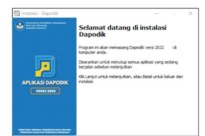 Panduan Dapodik 2022 PDF