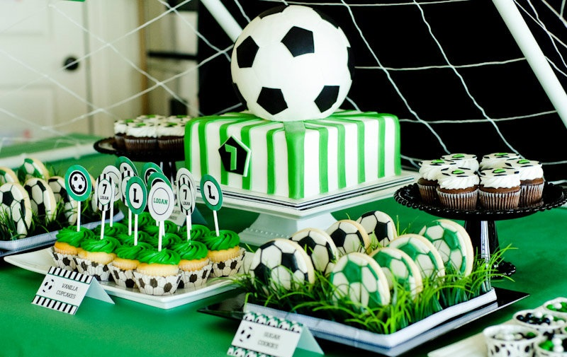 ideas para fiesta temtica de futbol diy soccer party ideas