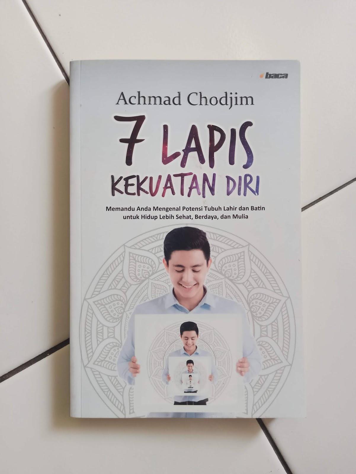 Buku Achmad Chodjim