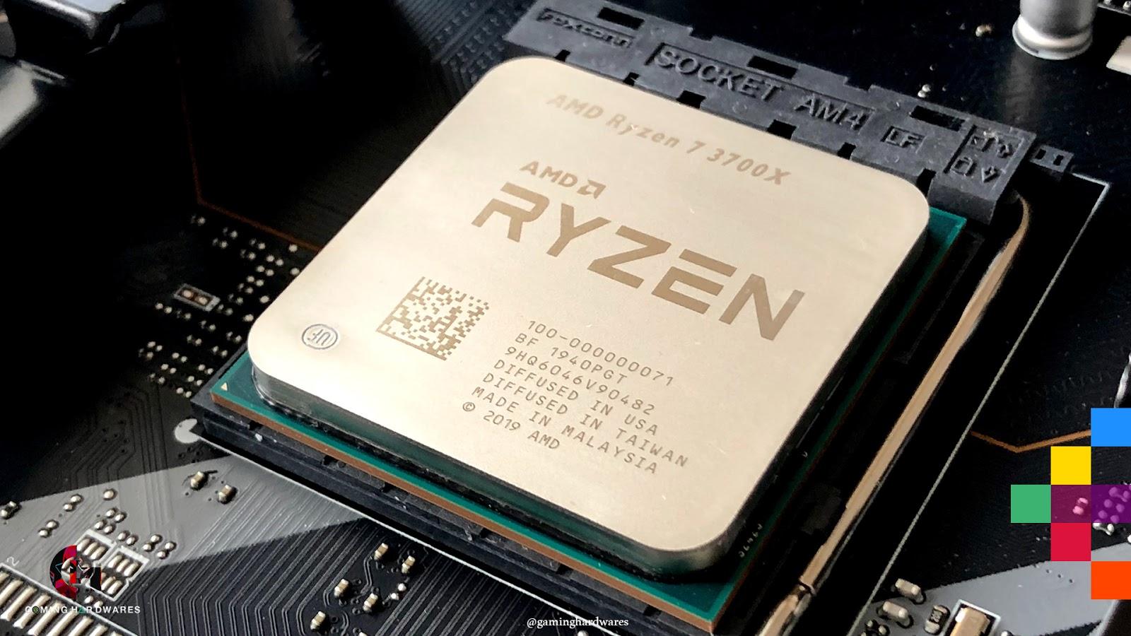 معالج AMD Ryzen 3000