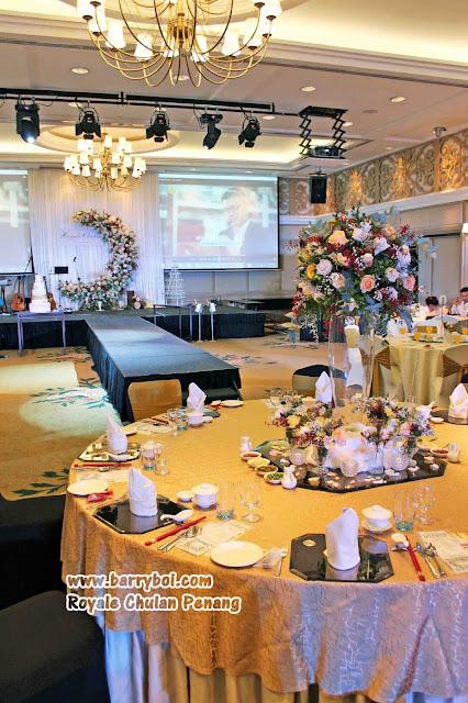 Wedding Fair Penang Royale Wedding Showcase Royale Chulan Penang www.barryboi.com Penang Blogger Influencer