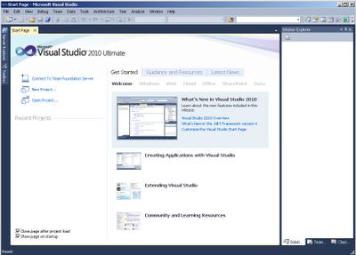 Download visual studio ultimate for free (Windows)