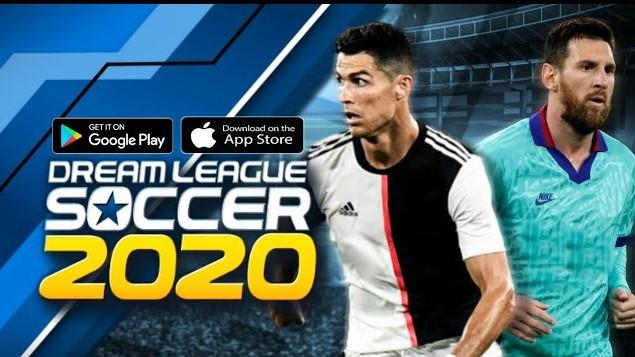 Dream League Soccer 2020 Legends Edition (Online+Offline) 350 MB HD Graphics