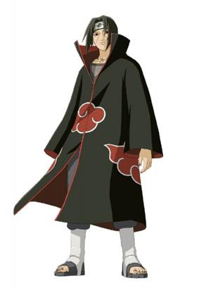 Itachi Uchiha - anime Naruto