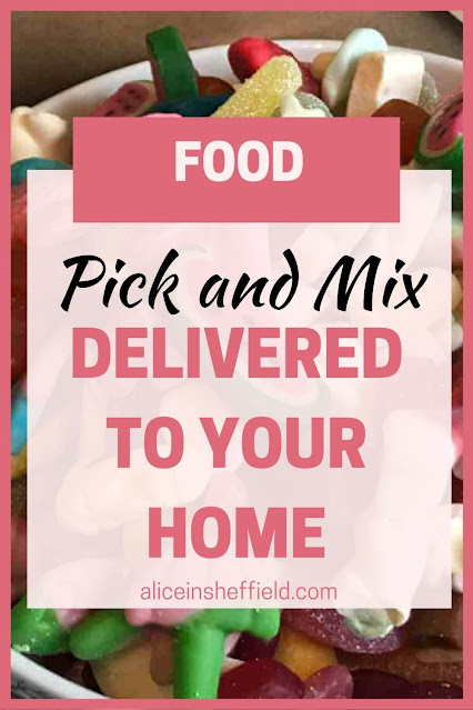 Pick and mix sweets delivered
