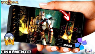 FINALMENTE SAIUU !! GOD OF WAR 2 200MB PARA CELULAR ANDROID 『DAMONPS2 | PRO』 40 A 30 FPS! - DOWNLOAD