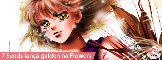 7 Seeds lança gaiden na Flowers