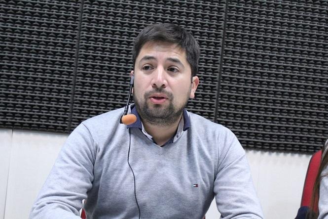 """Concejal Pablo Zapata: """"Le otorgaremos al intendente las herramientas necesarias para trabajar"""""""