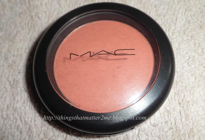 "Bien-aimé MAC Sheertone Blush ""Peaches"" : Swatch & ReviewEverything-That  LW45"