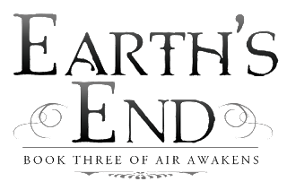 Earth's End Cover Reveal banner