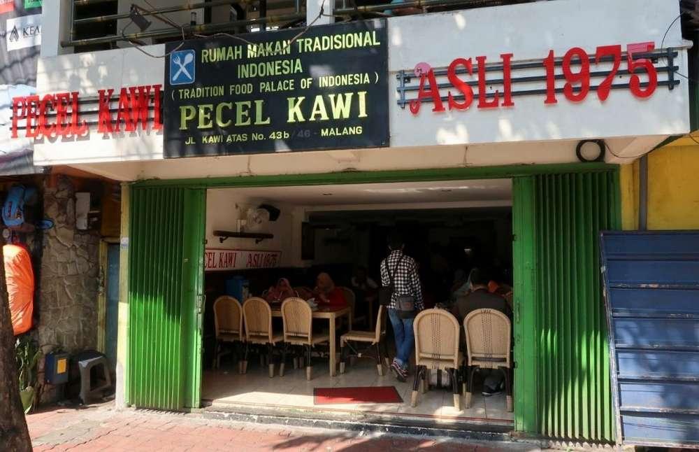 Nasi Pecel Kawi Khas Malang (piknikman.com)