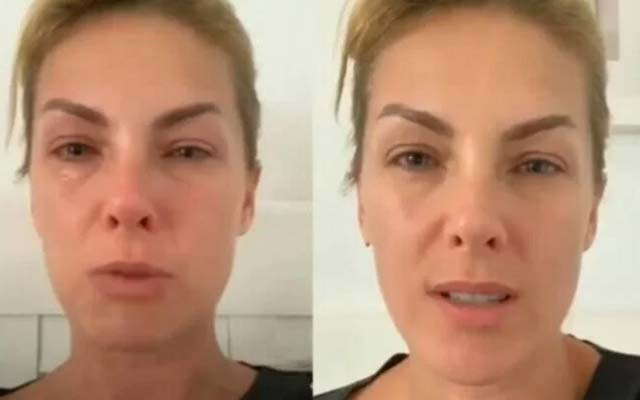 Ana Hickmann revela isolamento e suspeita de novo coronavírus