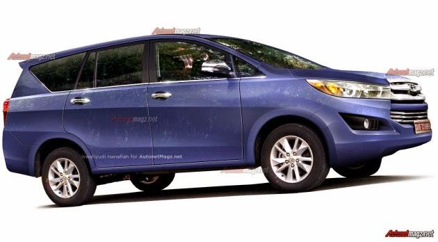 toyota innova 2016 toyota tan cang 7 -  - Thế hệ tiếp theo của Innova - Toyota Innova 2016 sắp ra mắt ?