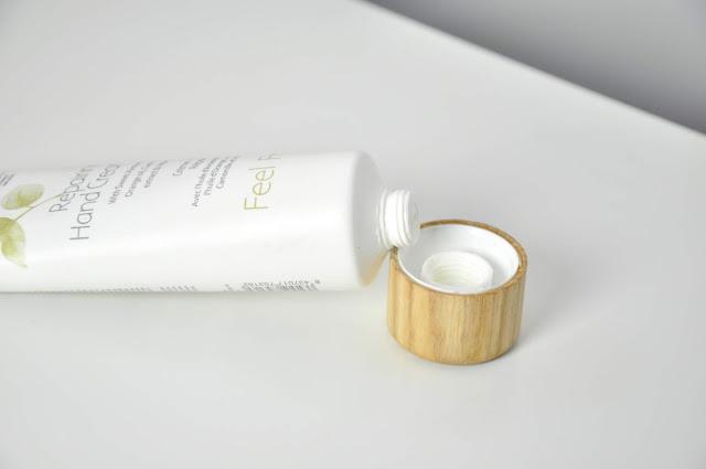krem do rąk feel free repairing hand cream