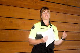 OFFICER Wendy Davis