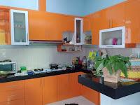 Kitchen Set Harapan Indah Bekasi
