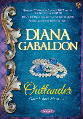 Outlander oleh Diana Gabaldon (1991)