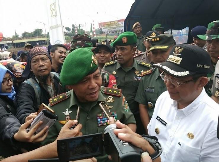 Pilkada 2018, Pangdam Siliwangi: TNI Jelas Netral