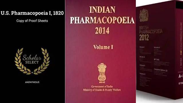 Pharmacopeia boos