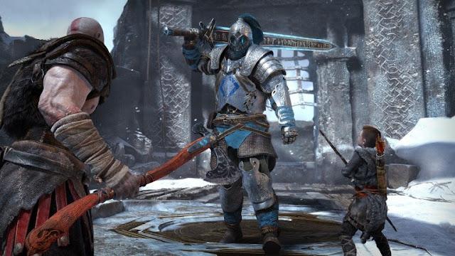 لعبة God of War تمر للمراحل الأخيرة في التطوير و تحتاج بين 25 و 35 ساعة لإنهائها