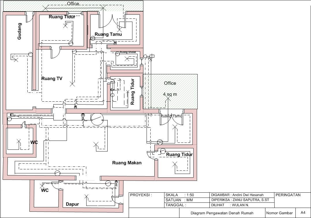 Gambar teknik listrik 3 dengan pembayaran listrik total perbulan rp 100000 diagram pengawatan denah rumah swarovskicordoba Images
