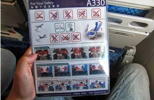 Bí quyết sống sót khi máy bay gặp nạn