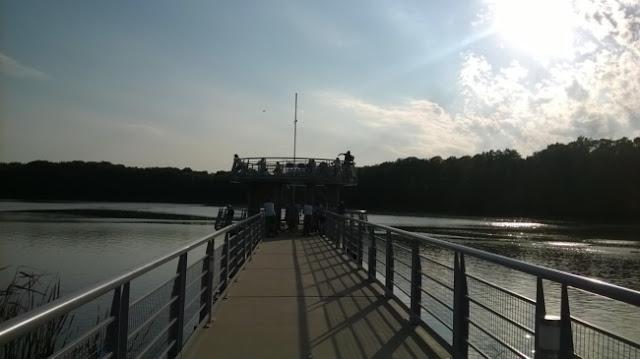 Panoramka: Jezioro Kórnickie