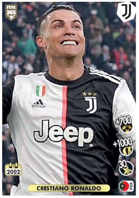 Erling Haaland Fifa 365 2021 Sticker 181 Jadon Sancho