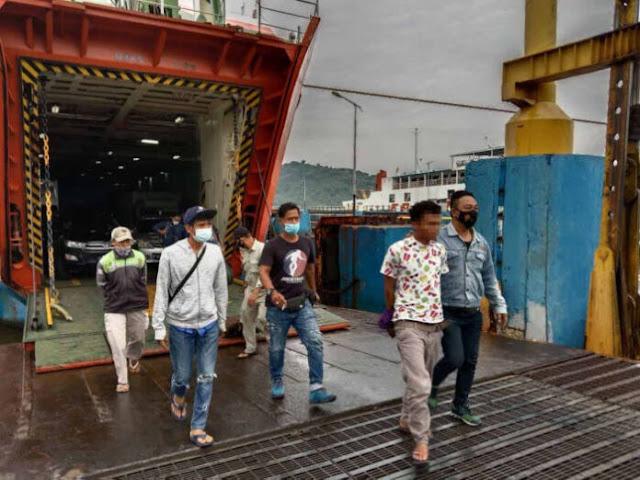 Mau Kabur ke Bali, Pelaku Utama Komplotan Begal Rakus Ini Akhirnya di Borgol