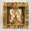 Angel Wing Advent Calendar Shadowbox ~ Multiple Tutorials