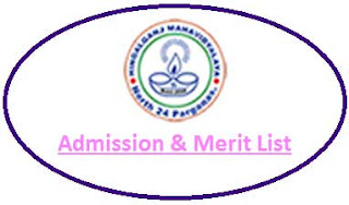 Hingalganj College Merit List