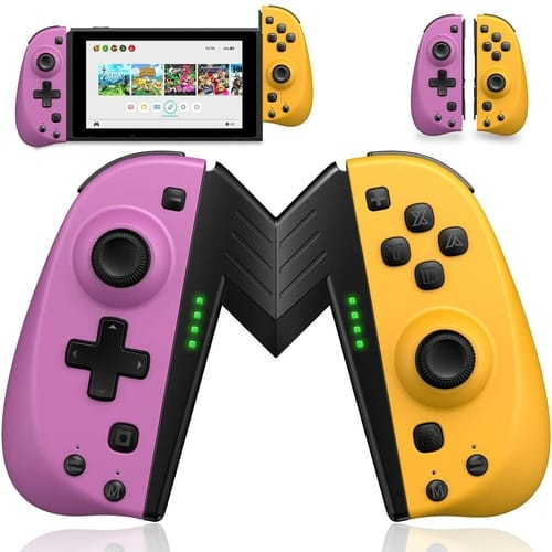ECHTPower Joy Pad Controller for Nintendo Switch
