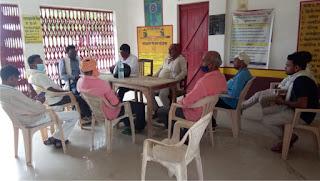 मई में शपथ के तीसरे दिन ही हुई पहली बैठक    #NayaSaberaNetwork
