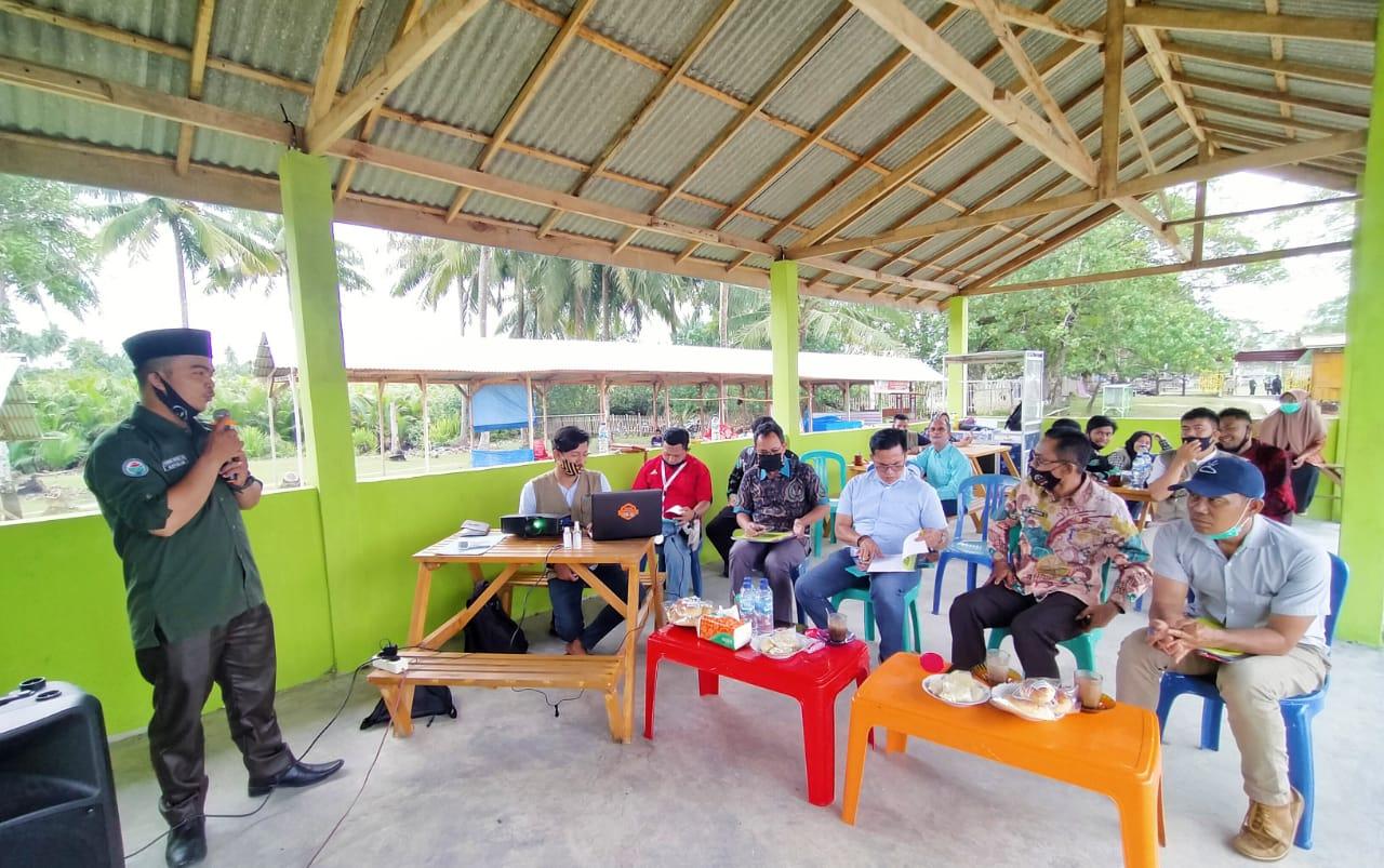 Green Talao Park Masuk 5 Nominasi Gipi Award Sumbar