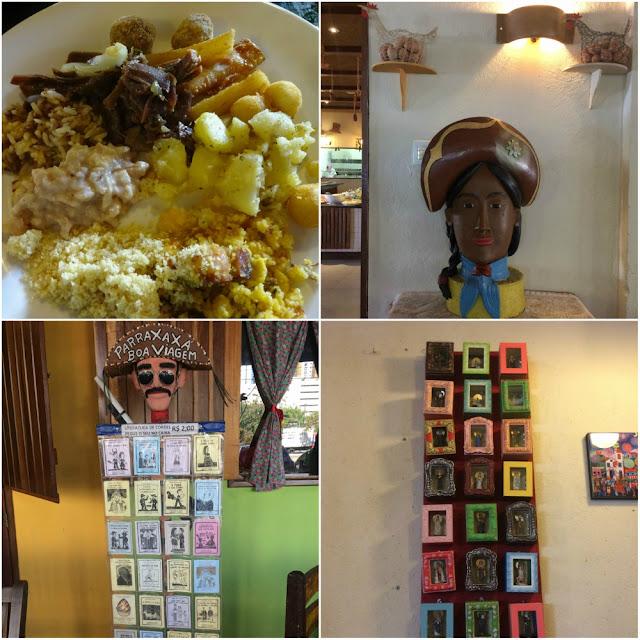 Onde comer e sair em Recife?  Parraxaxá